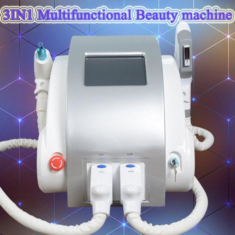 2019 New Model Multifunction Shr Ipl Q Switched Nd Yag Laser Beauty Machine Fast Hair Removal