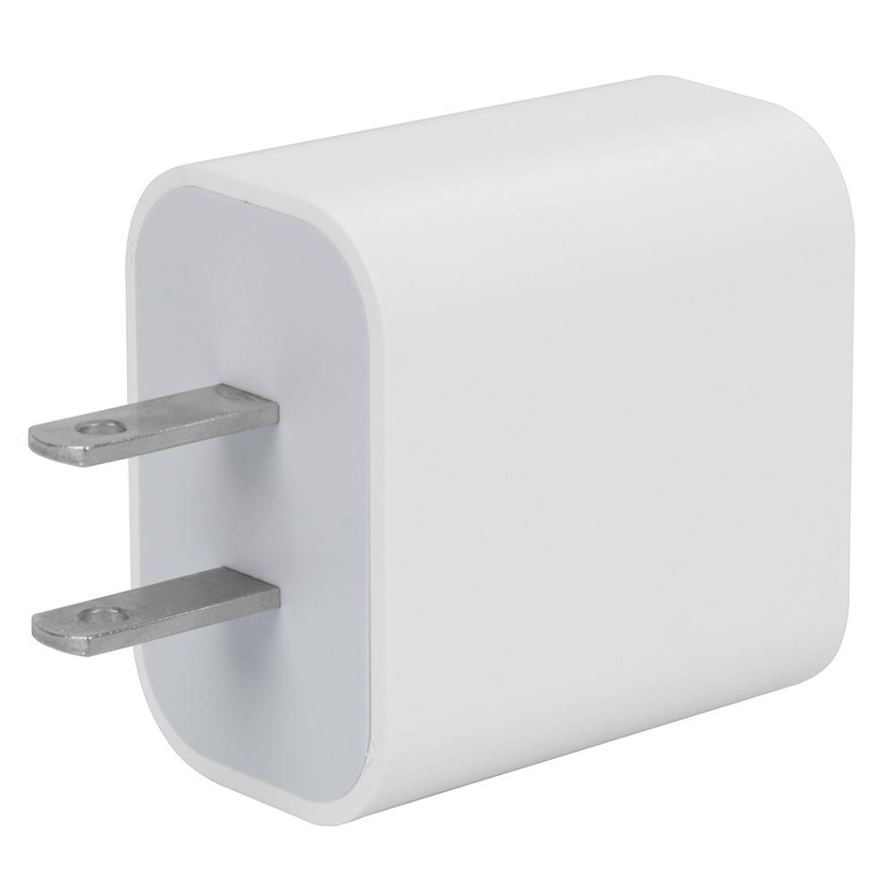 USB C carregador de parede 18W entrega de energia rápida adaptador de carregador tipo c carregador plug rápido carregamento