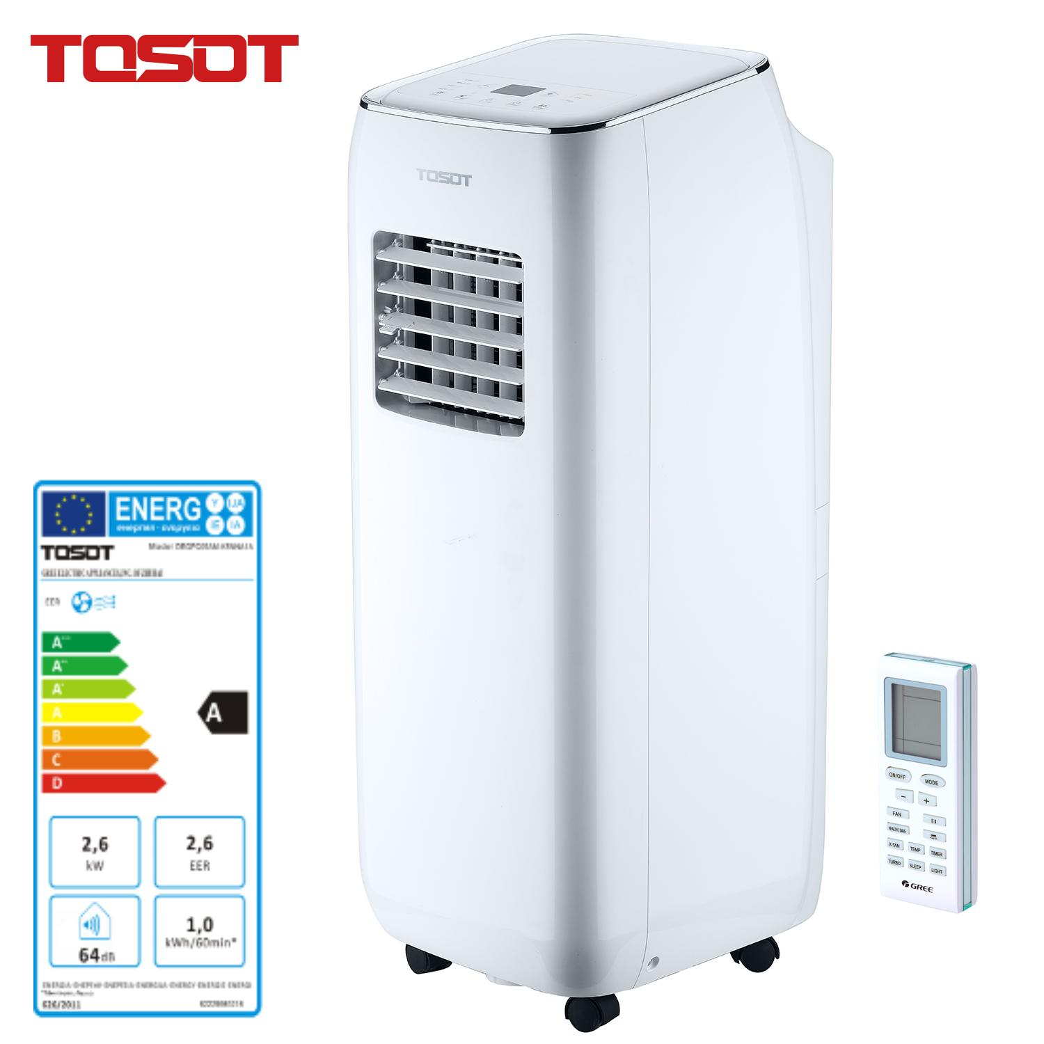 2020 TOSOT Portable Air Conditioner For Basement School ...