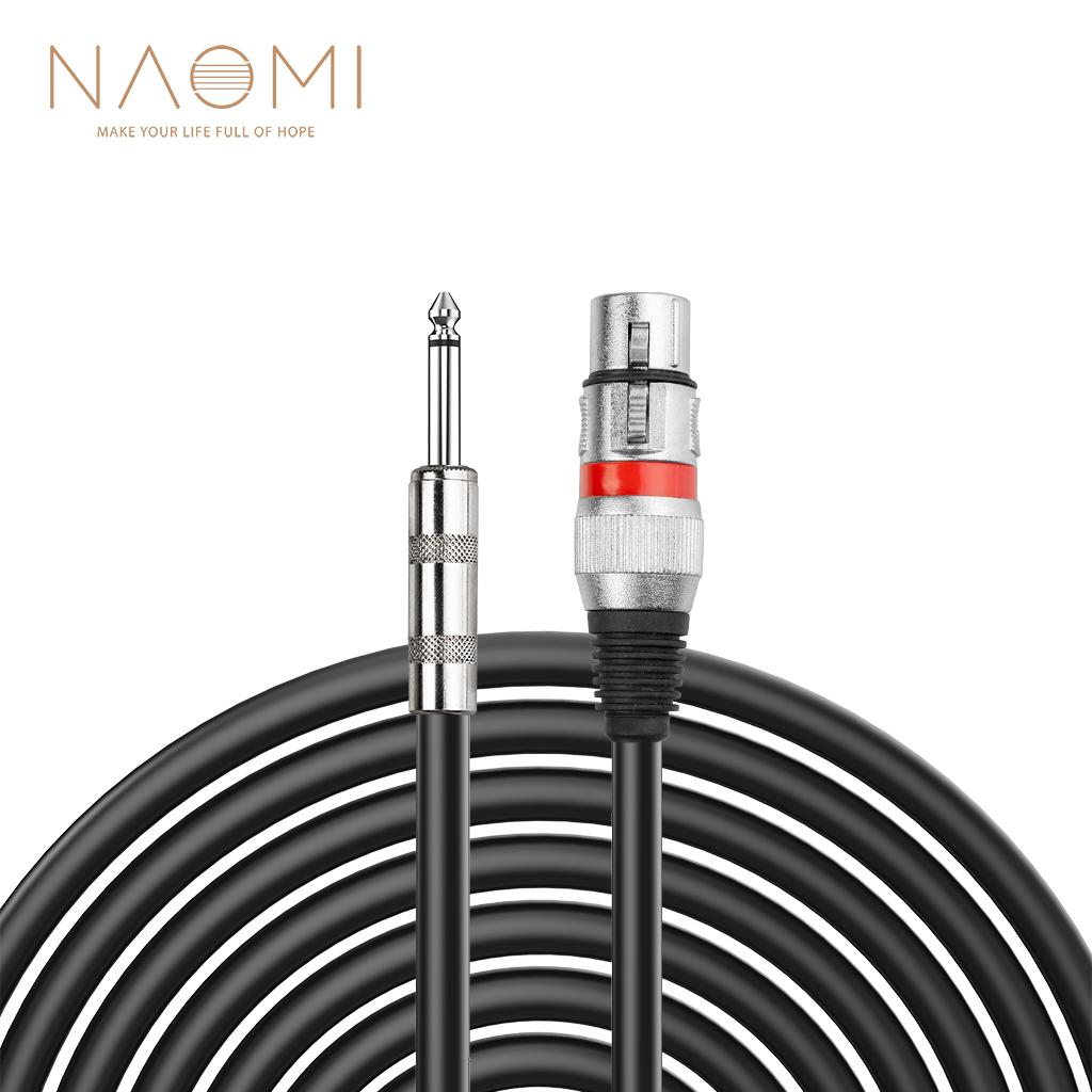 2020 Naomi 6 35mm Jack To Xlr Cable Male To Female