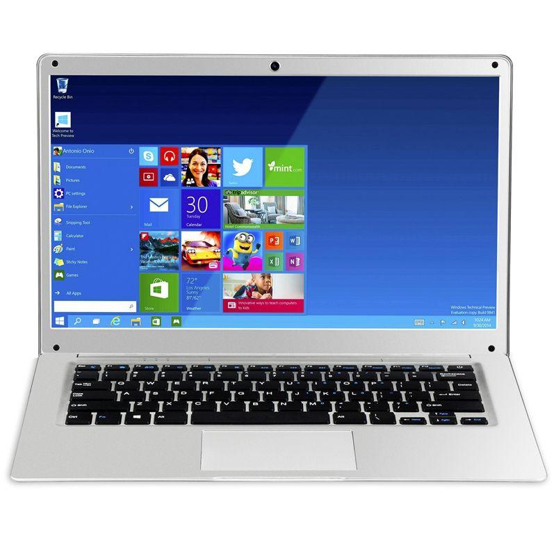 Ограниченные продажи дешевые I5 I7 горячего 14-дюймового 1080P ноутбук 4GB RAM 64GB EMMC Intel Atom Z8350 Quad Core CPU для Windows 10 Системы ноутбук