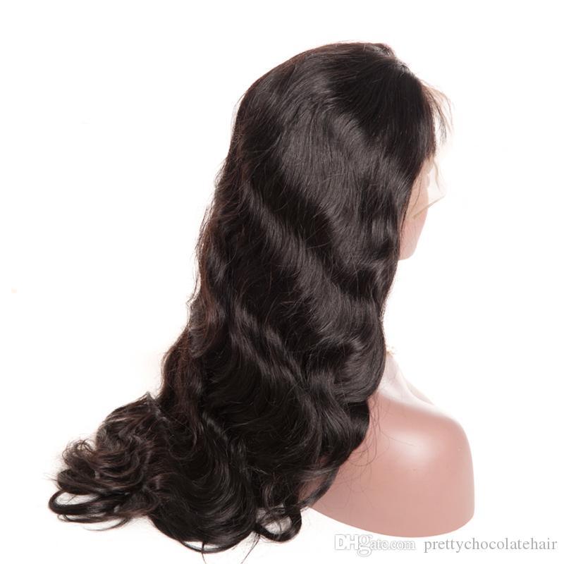 150 الكثافة 13x6 العذراء البرازيلي الإنسان الشعر مع الطفل شعر الجسم موجة شعر مستعار مجعد غلويليس الرباط الجبهة الباروكات