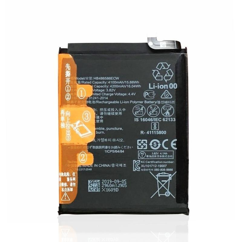 New Arrival Retail    Bulk Genuine 4200mah    16 04wh Hb486586ecw Tab Replacement Battery For