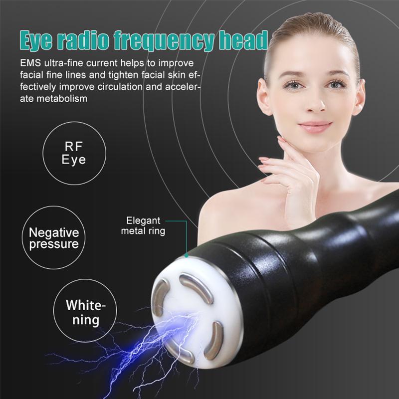 جديد وصول بالموجات فوق الصوتية 80 كيلو التجويف RF الوجه التجويف التخسيس آلة rf الجلد تشديد الجسم بالموجات فوق الصوتية آلة rf