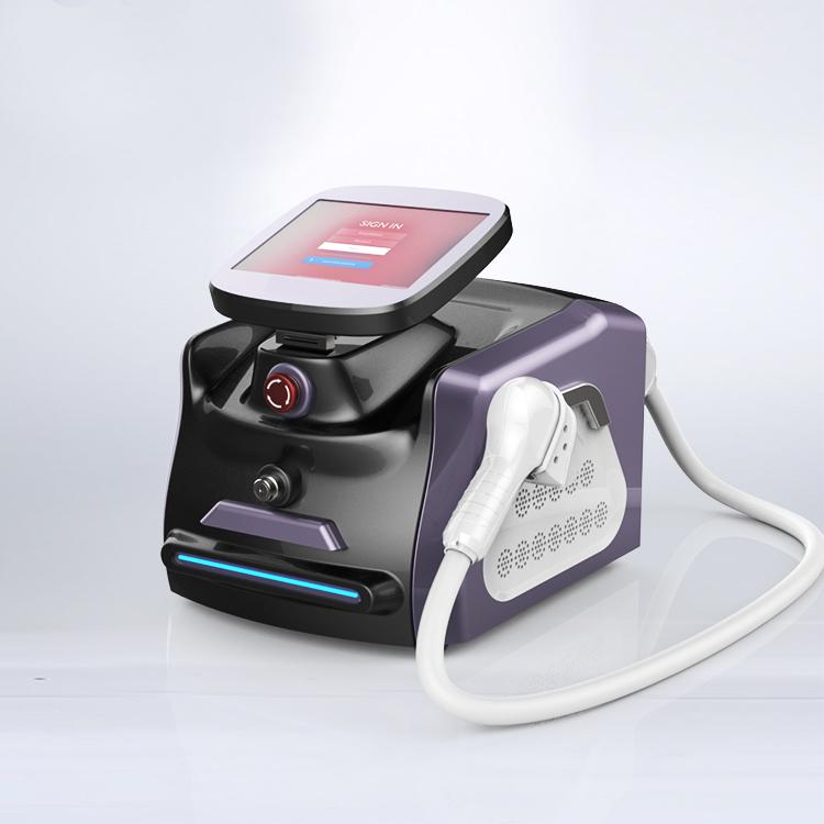 808nm Diode Laser Hair Removal Painless Women And Man Fast Laser Hair Removal Equipment Laser
