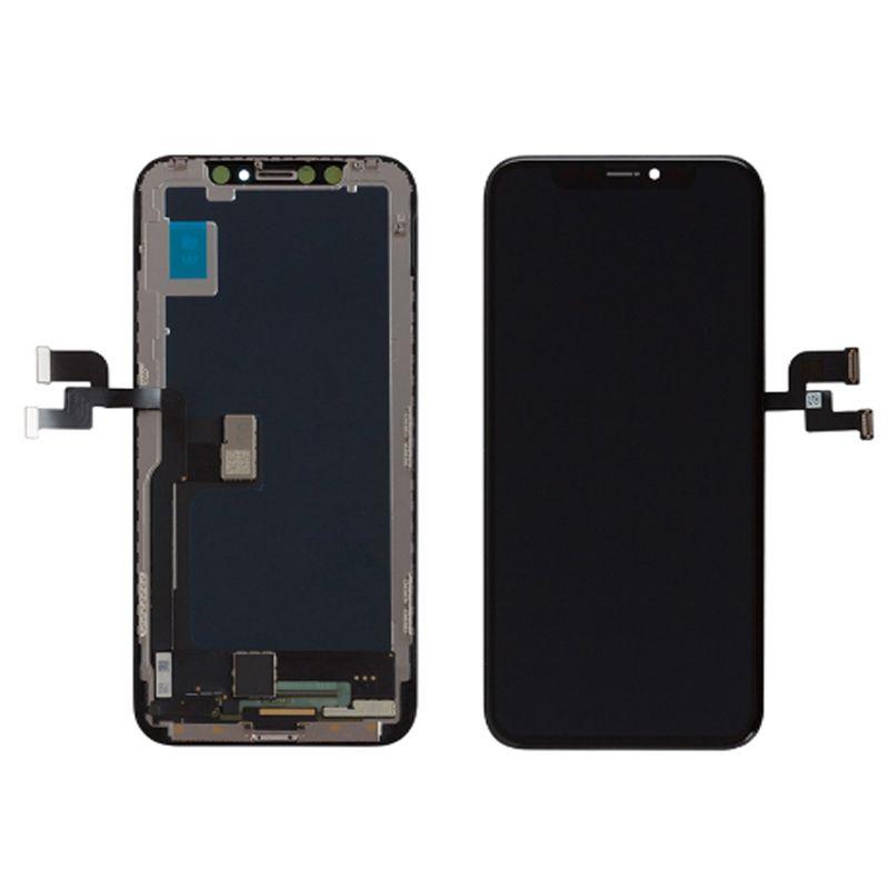Panels für iPhone X XS Max XR 11 LCD-Anzeige OLED TFT Touchscreen Digitizer Ersatzmontage