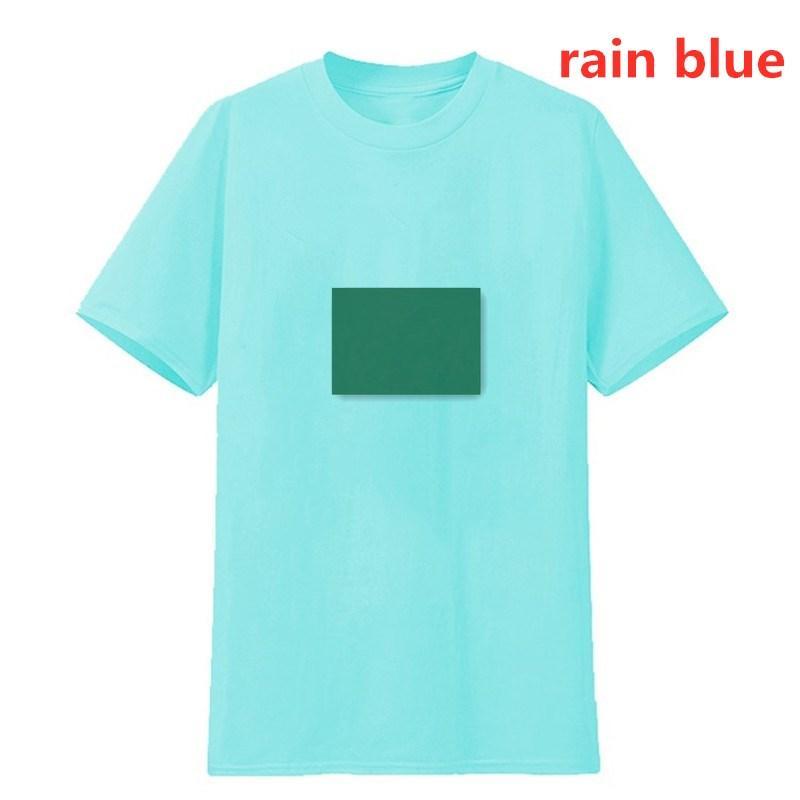 à manches courtes vêtements d'été des hommes de la marque italienne blanc de couleur unie T-version coréenne chemises larges de la tendance ultra haut blazer en coton peigné INS