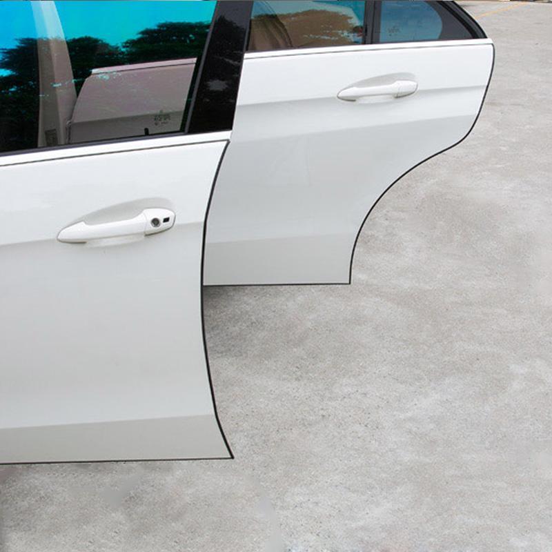 5 Meters Body Kits Car Accessories Car Exterior Anti - Collision PVC for Car Doors Trunk Hood