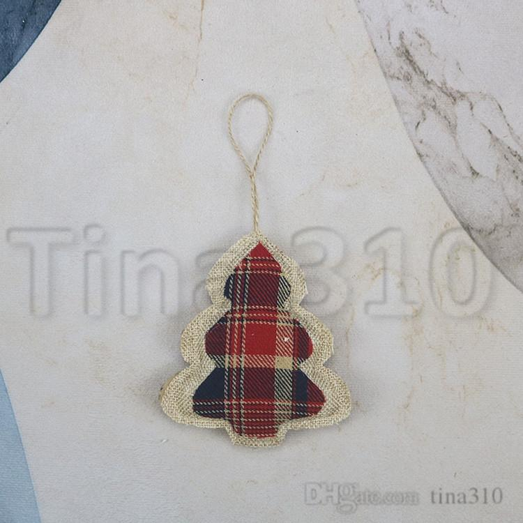 Decorazioni di Natale alberi di Natale biancheria piccoli Natale calze ornamenti regali decorazioni interne dei bambini T500358
