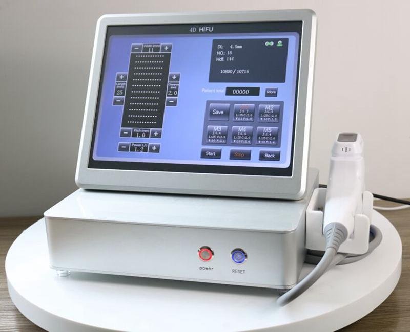 المهنة 3D آلة HIFU 12 خطوط عالية كثافة تركز على الموجات فوق الصوتية تشديد الجلد إزالة التجاعيد مكافحة الشيخوخة للوجه و bod التخسيس صالون الجمال