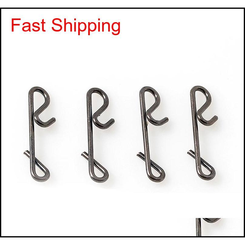 400pcs braid knotless connectors fishing line wire connector fishing barrel swivel accessory pesca tackle tool lure