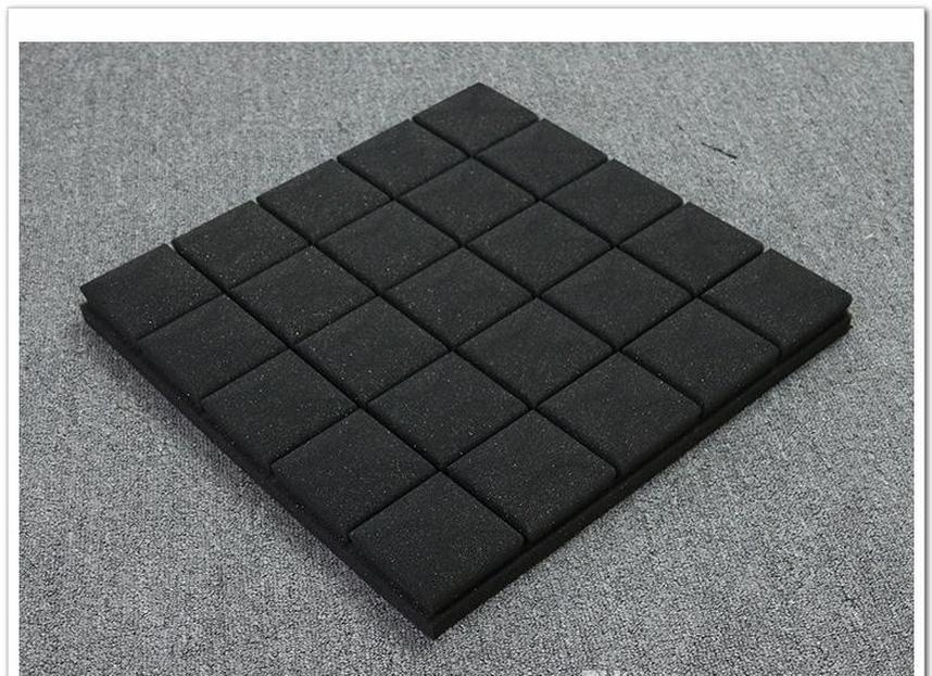 big size 50x50cm thickness 5cm acoustic panels soundproofing studio foam treatment sound proofing excellent sound insulation