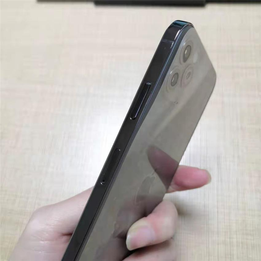 Refurbado original iPhone XS max en 12 PRO MAX Style Teléfono de alojamiento 6.5
