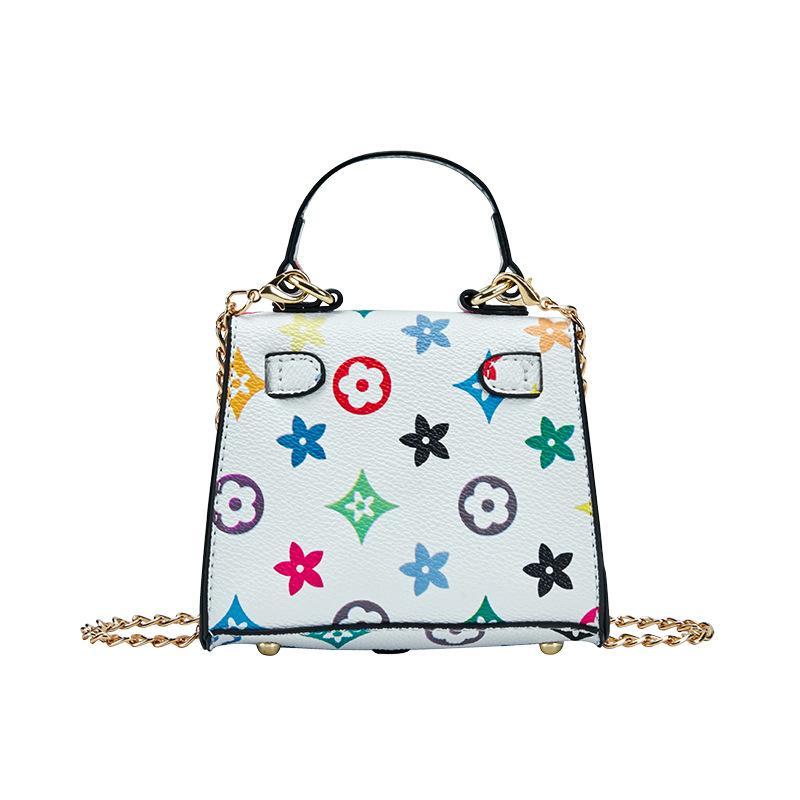Mini Bolsa para Meninas 2020 Nova Princesa Cruz Sacos de Corpo para Crianças Menina Pequena Moeda Cara Bolsa Bebê Mudança Mudança de Dinheiro Bolsa