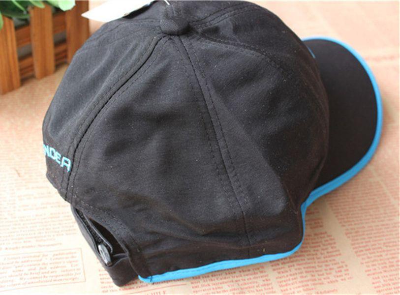 Unisex Baseballkappe Schnellrückgang Einstellbar Casquette Klassische Design Visor Caps Hut Outdoor Sports Hüte Sommer Sunhat Truppen Weihnachten