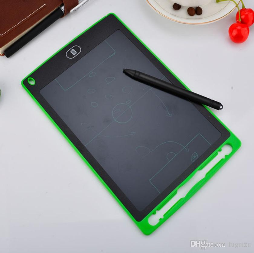 12 inch LCD Writing Tablet Drawing Board Blackboard Handwriting Pads Gift for Kids Paperless Notepad Tablets Memo With Upgraded Pen