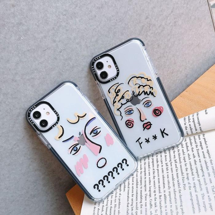 Soft TPU Телефонные чехлы для iPhone 12 Mini 11 Pro XR XS Max 8 7 6 Plus Shocial
