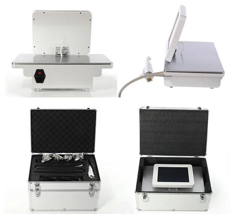 Profesjonalne frakcyjne RF Machine Machine Machine Twarz Pielęgnacja Leapting Skin Podnośnik Trądzik Blizna Stretch Mark Usuwanie zmarszczek