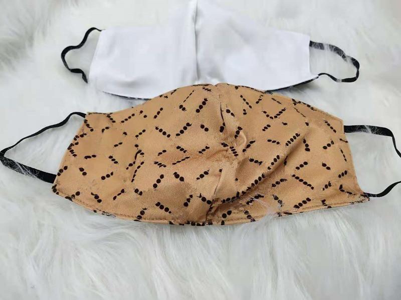 Мода унисекс лица маска для лица писем дизайн пылезащитный анти-ультрафиолетовый лицевой маски моющиеся дышащие мужчины женские рот крышка модный печать прочная маска для лица
