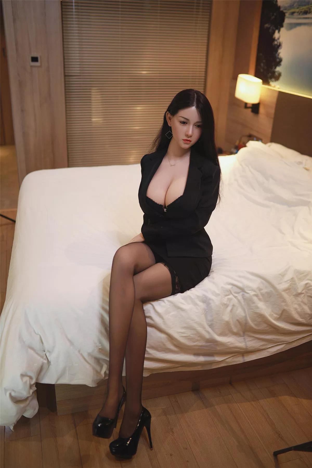 ACSMSI-140 148cm 158cm 팽창 식 전체 실리콘 금속 골격 TPE 실리콘 섹스 인형 슈퍼 리얼 일본 18 섹시한 아가씨 사랑 인형