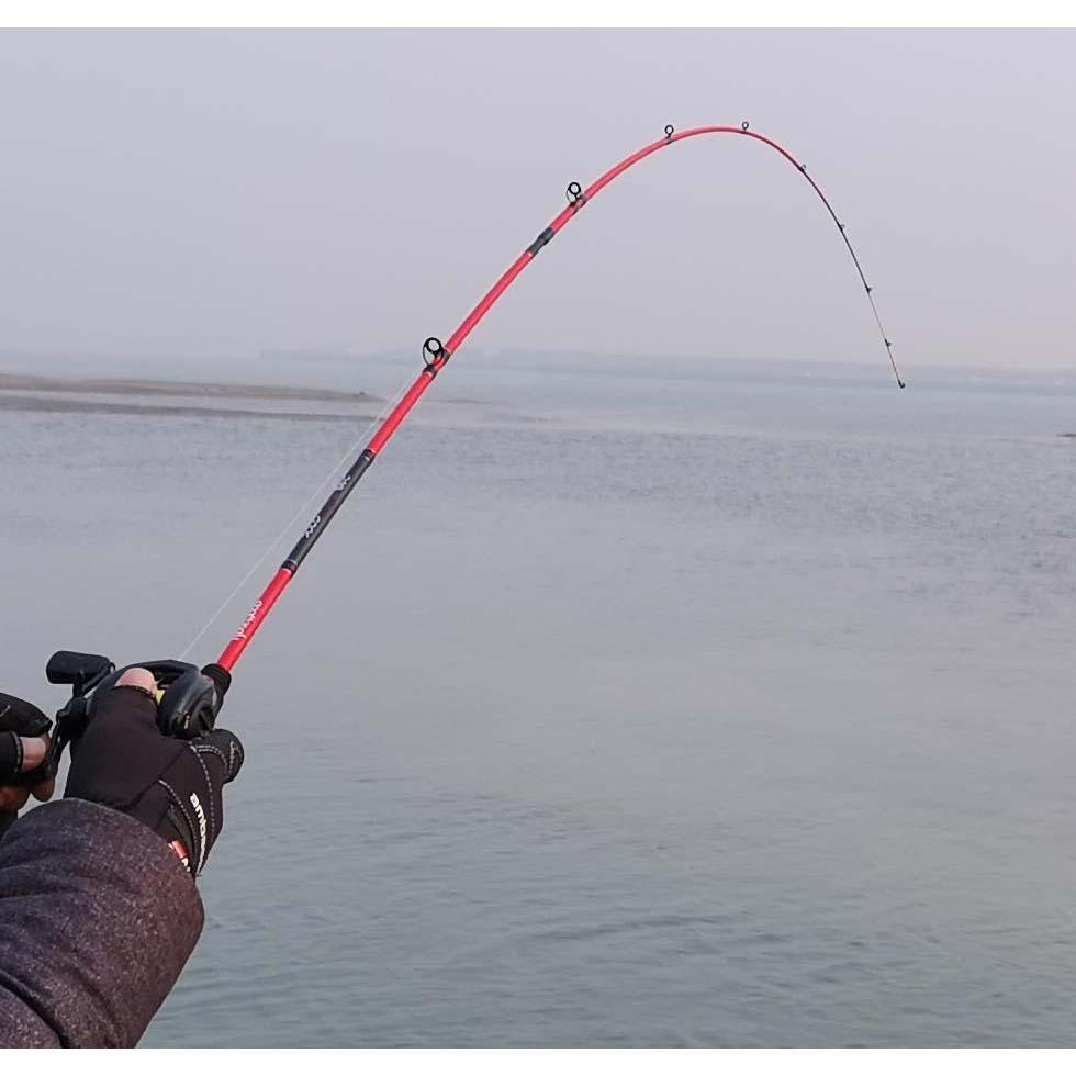 rosewood solo pro 30t carbon fishing rod fast action lightweight solid tip spinning casting rod 3-22g lure weight pike squid pole