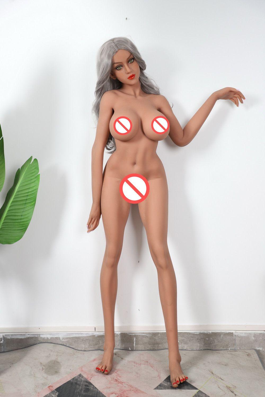 yrmcolo-sexdoll 진짜 실리콘 현실적인 168cmlifelike 유방 질 엉덩이 엉덩이 섹시한 성인 tpe 금속 해골 sizemasturbation sextoy lovedoll