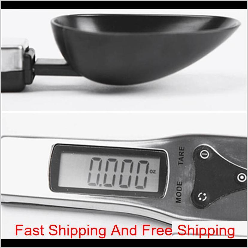 electronic spoon, high quality digital kitchen stick, removable lcd, 500g / 0.1g