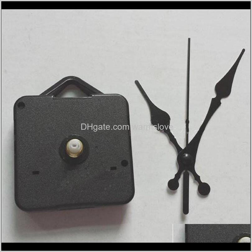 home clocks diy quartz clock movement kit black clock accessories spindle mechanism repair with hand sets shaft length 13 best