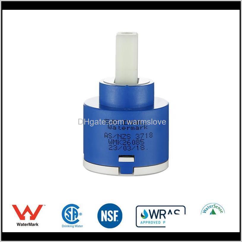 25/35/40mm cartridge valve core electric heater water mixing valve faucet cartridge mixer low torque faucet accessories