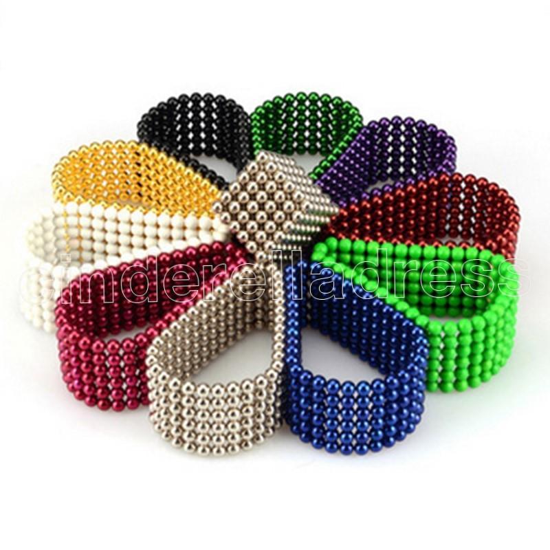 Новый смешной с металлическими новыми метабальсами неодимовые магнитные шарики Neo Cube Puzzle Magnet