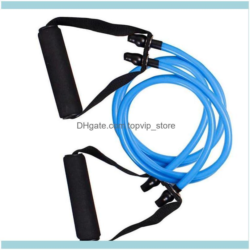 Wholesale Unisex Fitness Strength Training Yoga Elastic Strap Stretching For Home Physical Therapy Resistance Bands