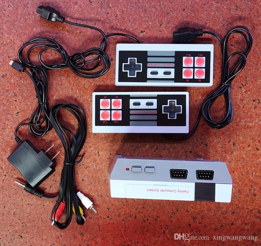 جديد وصول البسيطة تي شوب يمكن تخزين 620 500 لعبة وحدة الفيديو المحمولة لألعاب ألعاب NES مع صناديق البيع بالتجزئة جودة مصنع