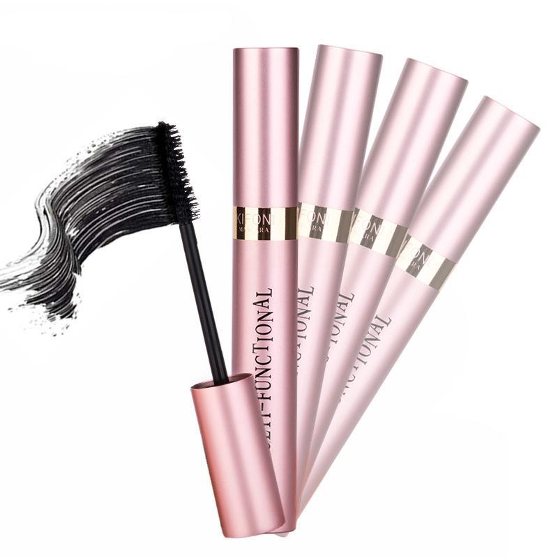 Meilleur allonger la prospération cosmétique profitez du mascara noir lavable imperméable imperméable imperméable à l'eau plein et doux mascara noir mascara