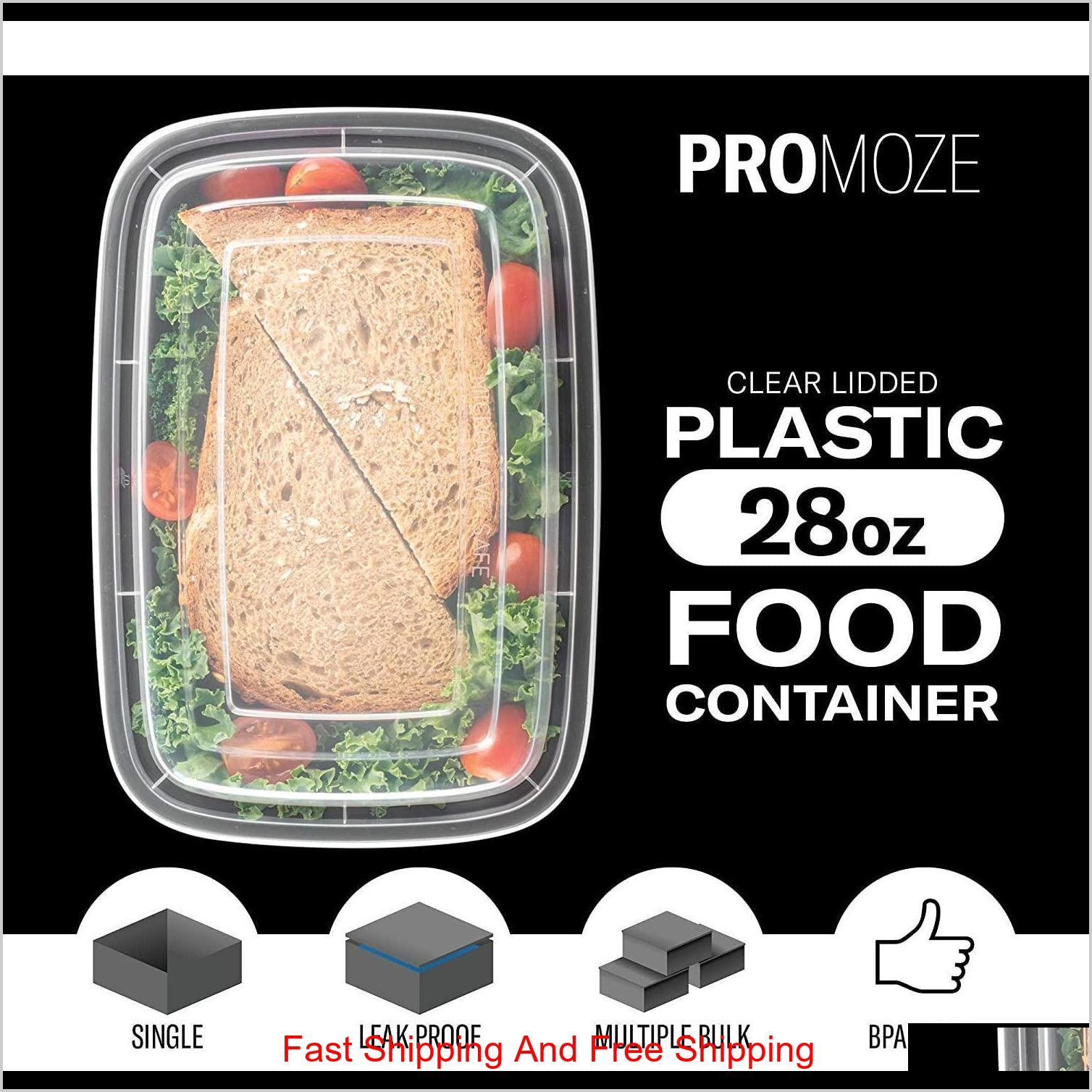 disposable lunch box with lid,disposable meal prep box 750ml cheap plastic takeaway food container takeaway microwave lunch box ft7j