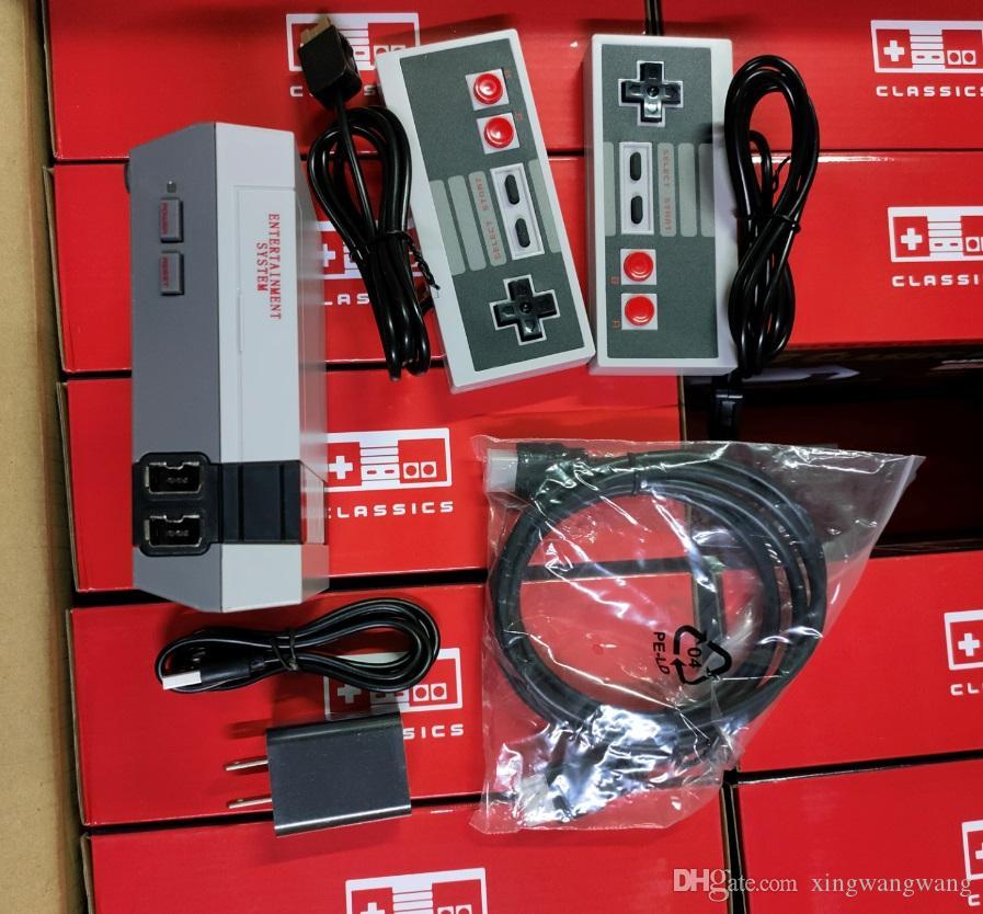 الكلاسيكية لعبة تلفزيون الفيديو المحمولة نظام الترفيه الألعاب الكلاسيكية 8bit 638 لعبة للطبعة الجديدة نموذج نيس ميني لوحات المفاتيح