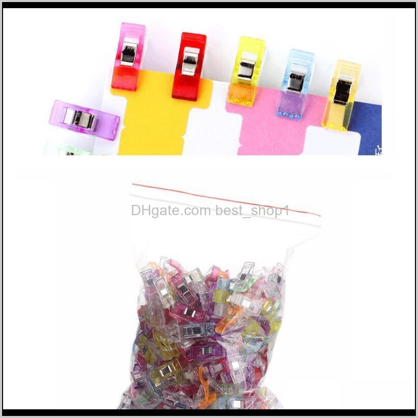 mini multipurpose sewing clips clothespins perfect for sew binding quilting fabric crafts paper work and hanging little things