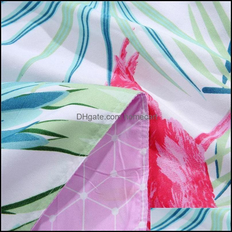 Bedding Sets J Stripe 4pcs Girl Boy Kid Bed Cover Set Duvet Adult Child Sheets And Pillowcases Comforter 2TJ-61009