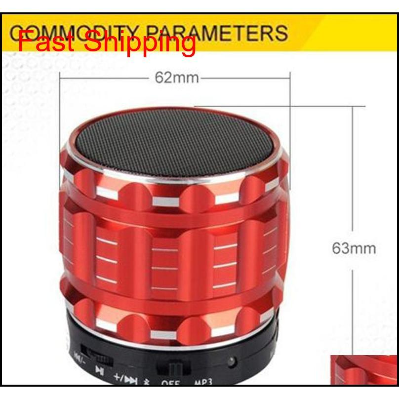portable wireless bluetooth speaker s28 with built in mic tf card hands mini speaker with retail box
