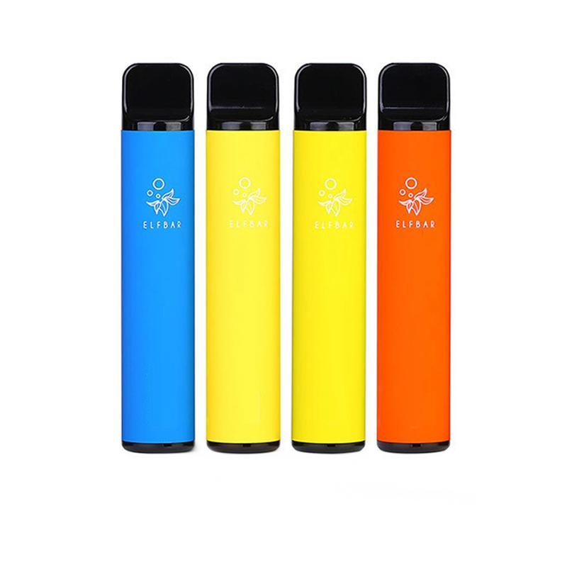 Elf Bar 1500 Sfuffs E Sigaretta Dispositivo di Pod monouso VAPE 850mAh Battey 3.2ml Pods vaporizzatore vaporizzatore