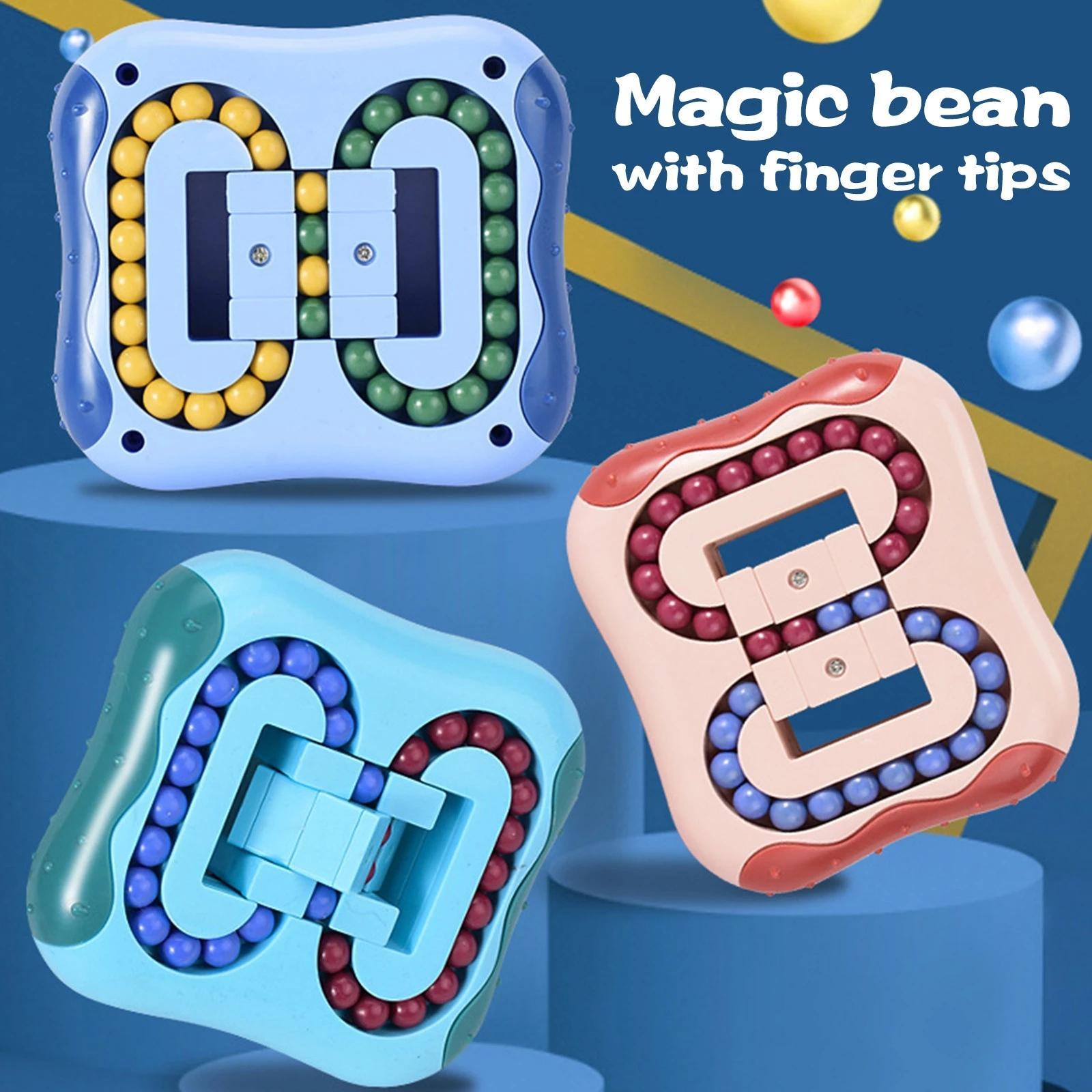 Azionamento degli Stati Uniti, i Giocattoli generazione Generazione filatura Magic Bean Party Favore Development Intellectual Development FingerId Dinger FY7675