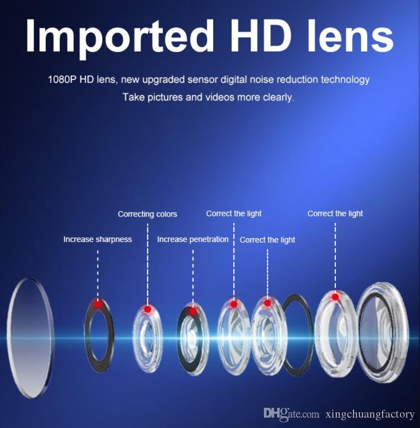 A9 1080P Full HD Mini Spy Video Cam WIFI IP Wireless Security Hidden surveillance Cameras Indoor Home
