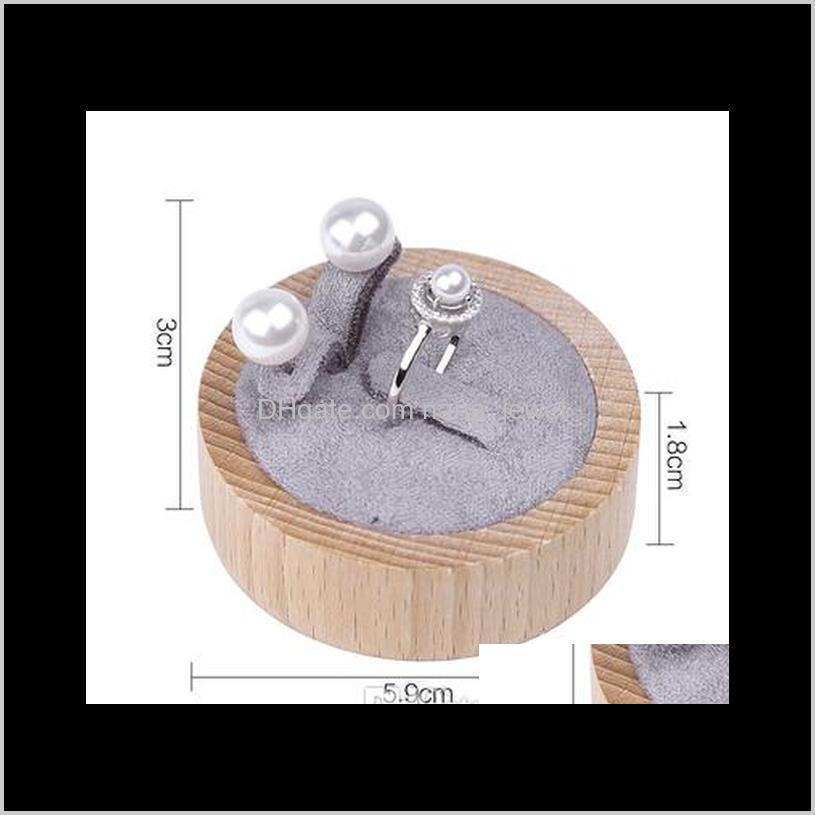 luxury wood jewelry display stand jewellery boutique displays showcase trade show fair shelf exhibitor ring earring necklace bracelet