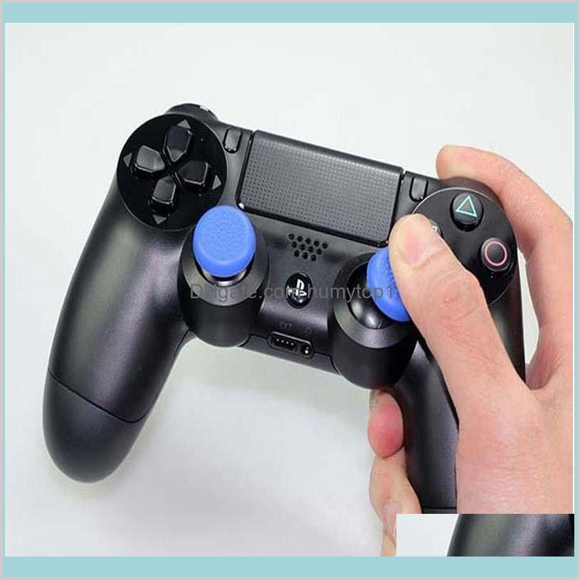 8 colors analog controller tpu thumb