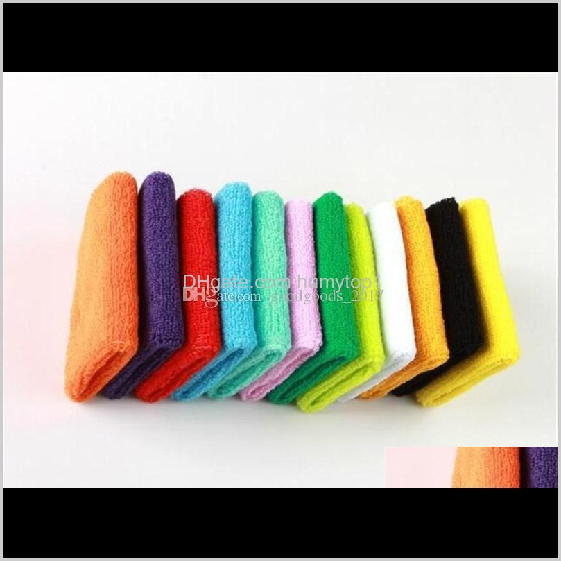 athletic cotton elastic wrist support protective safety gym bracers sweatbands sporting safety wrist band exercise wrist straps k846