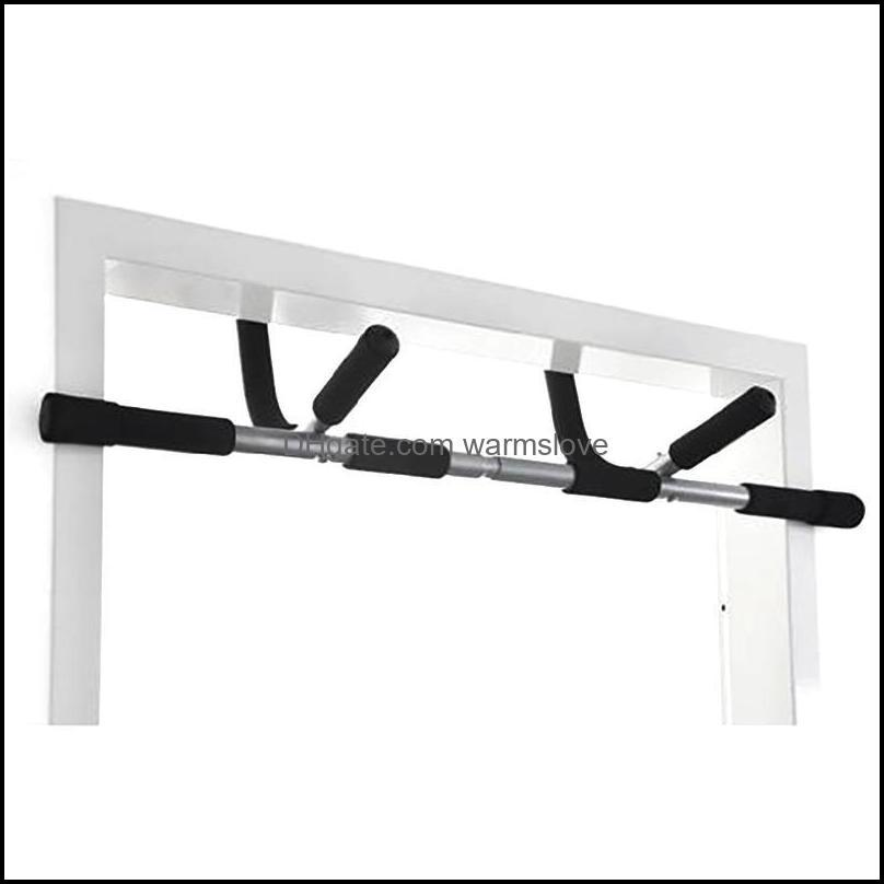 Horizontal Bars Mise En Forme Du Fitness 110kg Steel Pull-up Bar Portable Equipment Portable1