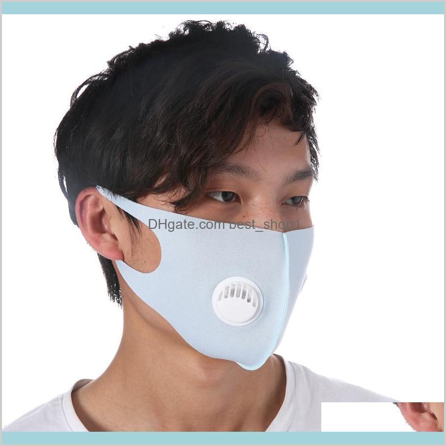 Ice Silk Mask 5 Colors Valve