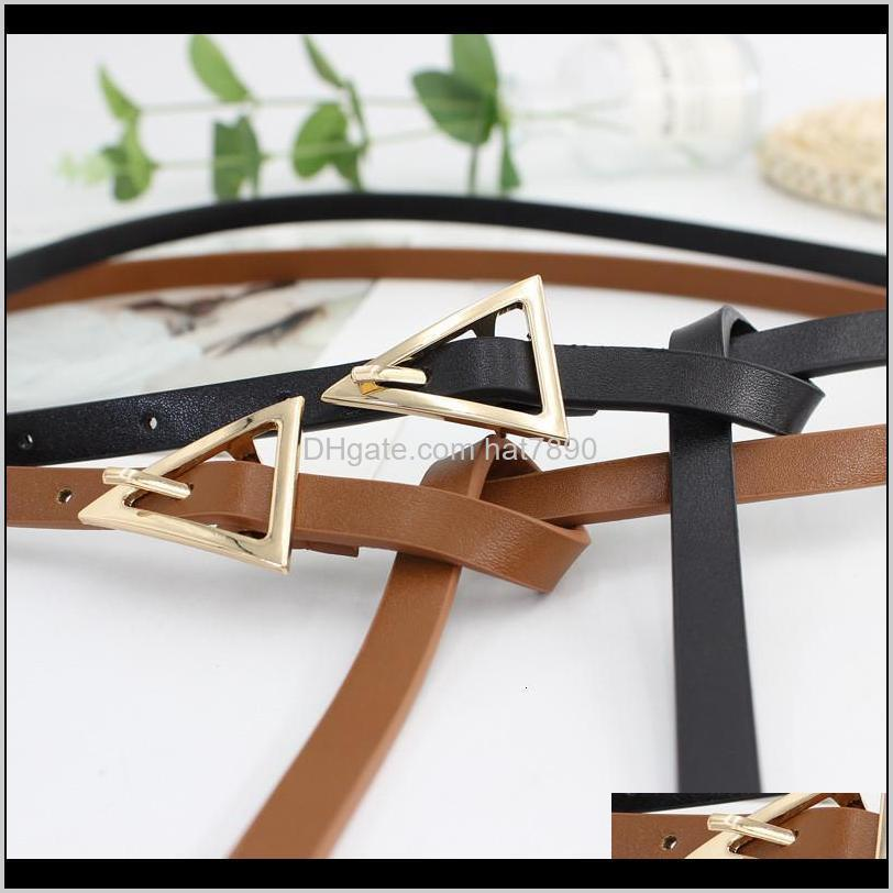 Leather Women Belts Faux Multicolor Dunne Ny Tail Band Adjustable Belt Women`s Strap Cinturon Mujer Cinto Feminino