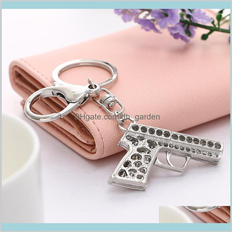 Fashion Silver Color Lobster Clasp Key