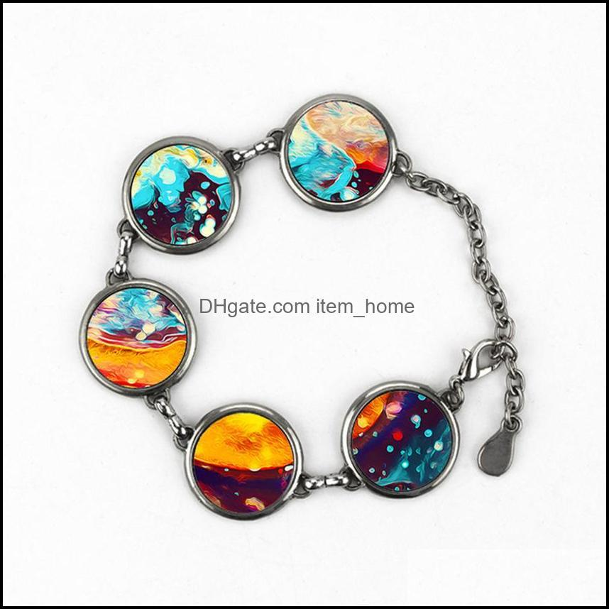 Sublimation Bracelet White Blank party Hand Catenary 6 Styles accessories Creative Ornament Decorations A13