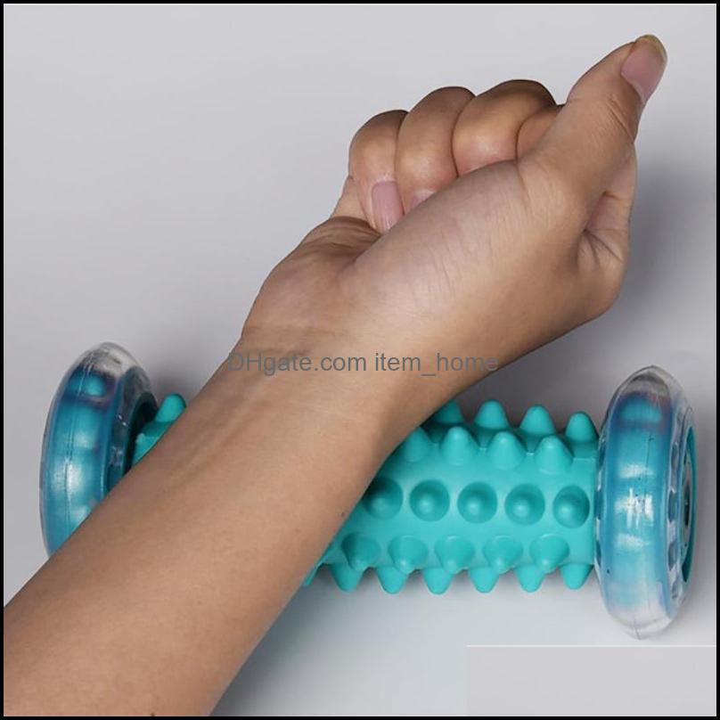 Accessories HIINST Massage Roller Fitness Foot Ideal Massager For Heel Spurs Sports Training